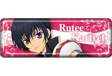 【中古】バッジ・ピンズ(キャラクター) ルーティ・カトレット 「テイルズ オブ シリーズ ロングカンバッジコレクション」