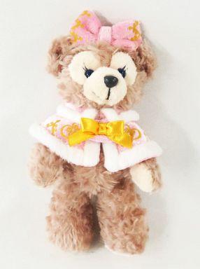 【中古】バッジ・ピンズ(キャラクター) シェリーメイ(服装ピンク) ぬいぐるみバッジ 「ダッフィーのクリスマス2013」 東京ディズニーシー限定
