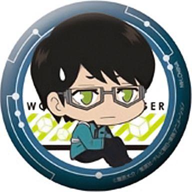 【中古】バッジ・ピンズ(キャラクター) 三雲修 「フォーチュンバッジ ワールドトリガー」