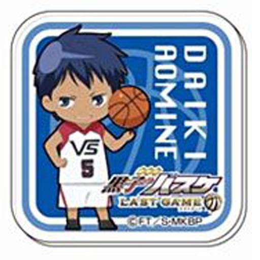 【中古】バッジ・ピンズ(キャラクター) 青峰大輝 「アクリルバッジ 劇場版 黒子のバスケ LAST GAME SD」