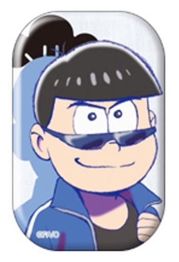【中古】バッジ・ピンズ(キャラクター) カラ松(ジャージ) 「おそ松さん キャラバッジコレクション」
