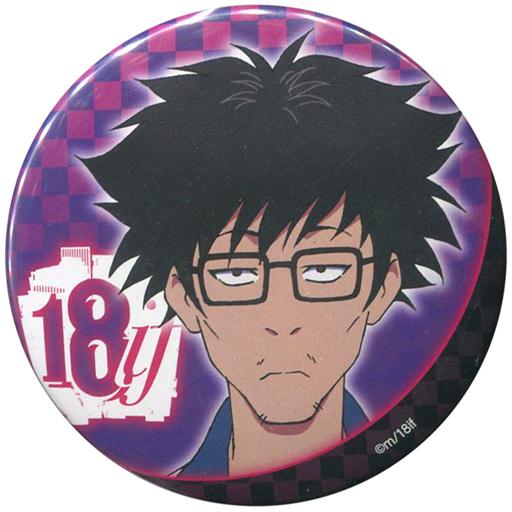 【中古】バッジ・ピンズ(キャラクター) 神崎カツミ カンバッジ 「18if」