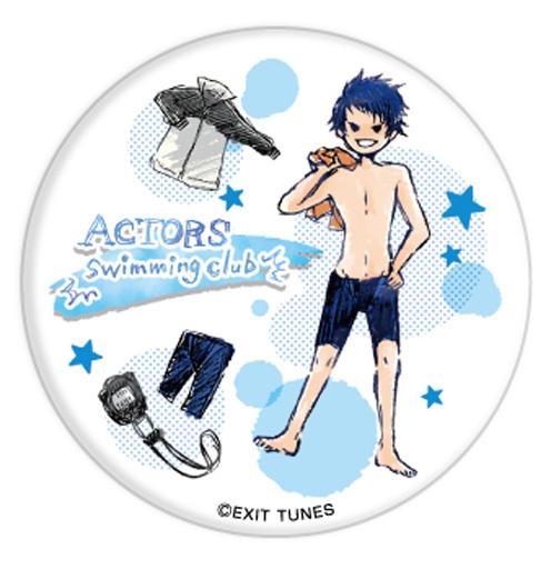魚津鯆澄(水着) 「ACTORS グラフアート 缶バッジ」