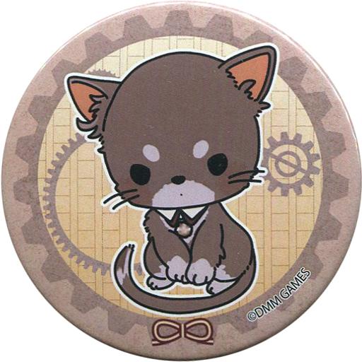 【中古】バッジ・ピンズ(キャラクター) ネコ 「文豪とアルケミスト 缶バッジ 04」