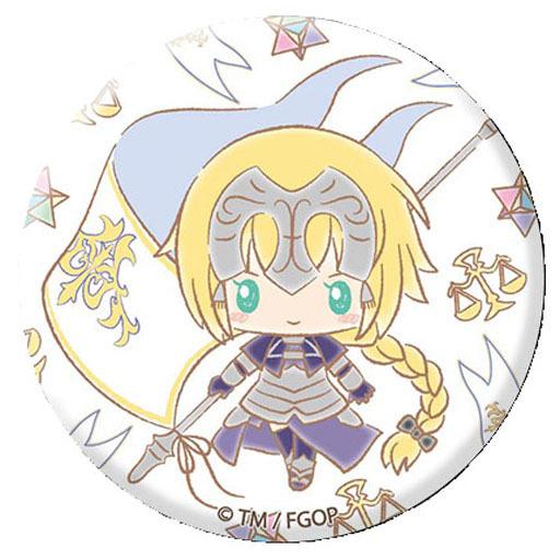 【中古】バッジ・ピンズ(キャラクター) ルーラー/ジャンヌ・ダルク Design produced by Sanrio 缶バッジ 「Fate/Grand Order×サンリオ」