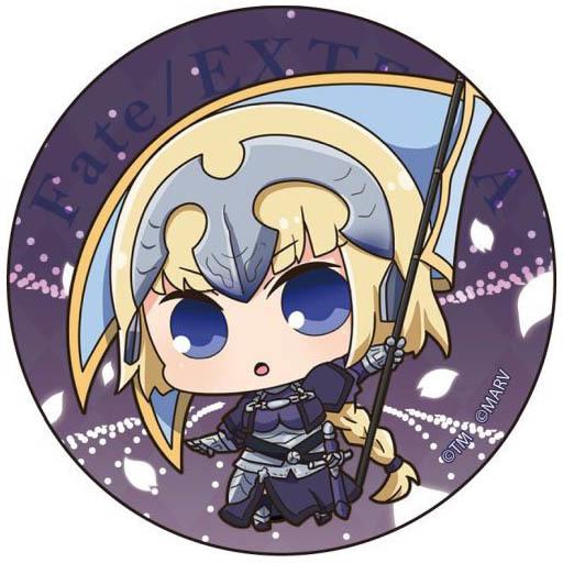 【新品】バッジ・ピンズ(キャラクター) ルーラー/ジャンヌ・ダルク カンバッジ 「Fate/EXTELLA」