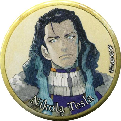 アーチャー/ニコラ・テスラ 「Fate/Grand Order Fes. 2017 ~2nd Anniversary~ 霊基召喚缶バッジ vol.4」