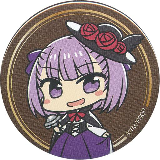 キャスター/エレナ・ブラヴァツキー 「Fate/Grand Order×リアル脱出ゲーム 謎特異点I ベーカー街からの脱出 トレーディング缶バッジ」