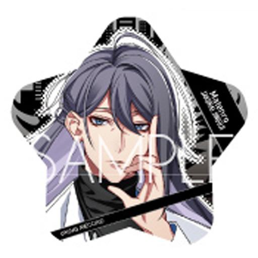 神宮寺寂雷 「ヒプノシスマイク -Division Rap Battle- 星型缶バッジコレクション」