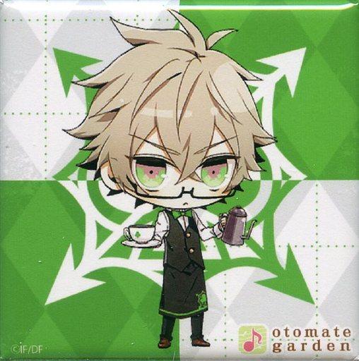 ケント(SD) 「AMNESIA-アムネシア-×otomate garden スクエア缶バッジ」
