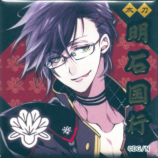 明石国行 トレーディングバッジコレクション 刀剣乱舞 Online Vol3