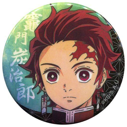 "Kamadomon Jiro B ""Devil's Blade CAN Badge"""