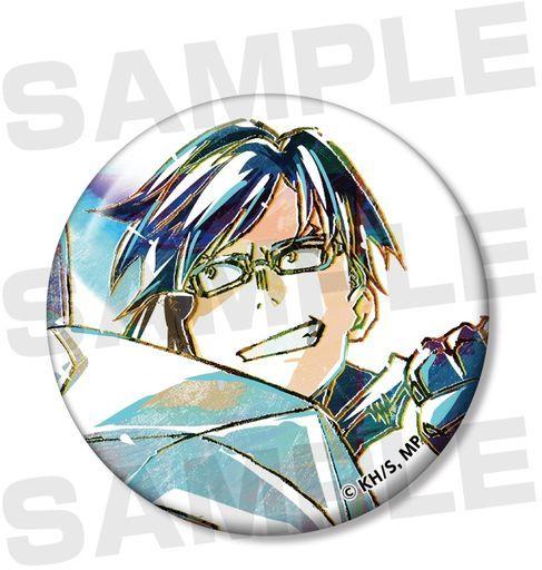 飯田天哉 「僕のヒーローアカデミア トレーディング Ani-Art 缶バッジ vol.3」
