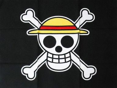 【中古】アクセサリー(非金属)(キャラクター) ルフィ 海賊バンダナ 「ワンピース」