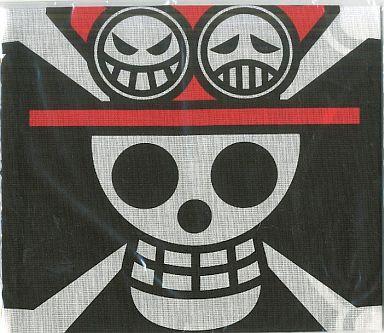 【中古】アクセサリー(非金属)(キャラクター) エース 海賊バンダナ 「ワンピース」