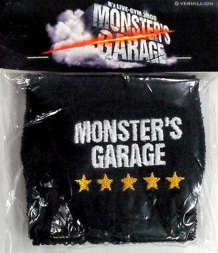 【中古】アクセサリー(非金属)(男性) B'z リストバンド 「B'z LIVE-GYM 2006 MONSTER'S GARAGE」