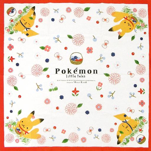 【中古】アクセサリー(非金属)(キャラクター) ピカチュウ バンダナ Pokemon little tales 「ポケットモンスター」 ポケモンセンター限定
