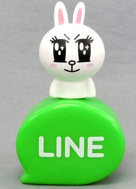 【中古】モバイル雑貨(キャラクター) コニー(瞳キラキラ) 「LINE キャッピーコレクション」