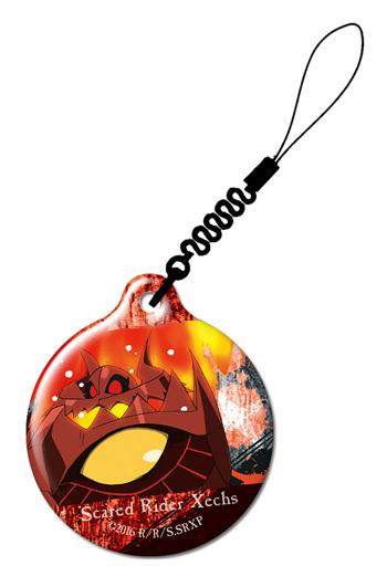 【中古】モバイル雑貨(キャラクター) 08.フェルナンデス スマートフォンクリーナー 「スカーレッドライダーゼクス」