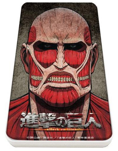 【中古】モバイル雑貨(キャラクター) 超大型巨人 キャラチャージN 「進撃の巨人 Season 2」