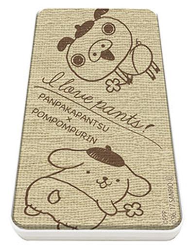 【中古】モバイル雑貨(キャラクター) ベージュ キャラチャージN 「パンパカパンツ×ポムポムプリン」