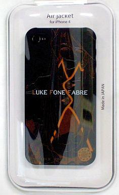 【中古】携帯ジャケット・カバー(キャラクター) ルーク・フォン・ファブレ iPhone4用ケース 「テイルズ オブ ジ アビス」