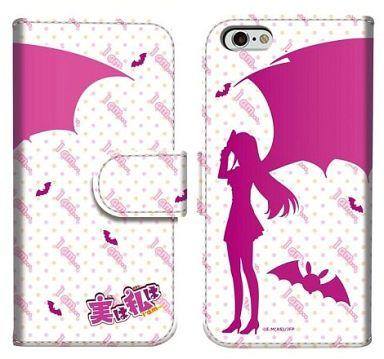 白神葉子 ダイアリースマホケース for iPhone6 「実は私は」