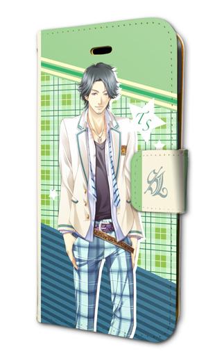 辰原奏矢 手帳型スマホケース(iPhone6/6s専用) 「STORM LOVER」