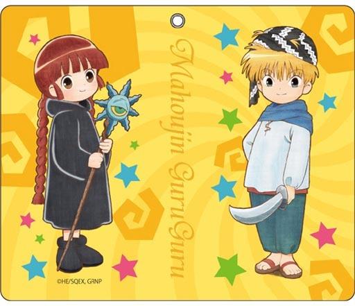 【新品】携帯ジャケット・カバー(キャラクター) B.ニケ&ククリ 手帳型スマホケース 「魔法陣グルグル」