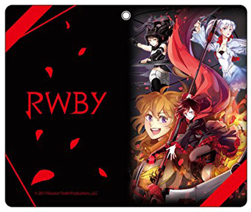 【新品】携帯ジャケット・カバー(キャラクター) 集合 手帳型スマホケース 「RWBY」