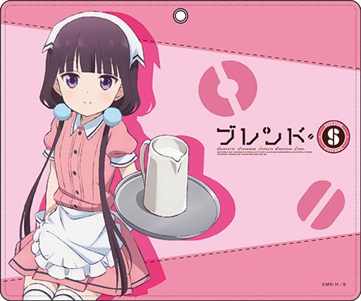 【予約】携帯ジャケット・カバー(キャラクター) 桜ノ宮苺香 手帳型スマホケース 「ブレンド・S」