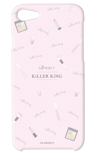 """KiLLER KiNG iPhone Case (for iPhone7 / 8) """"B-PROJECT"""""""