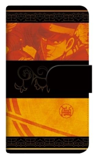 "Sugimoto & Asiripa Diary Smartphone Case for Multi Size L Size ""Golden Kamui"""