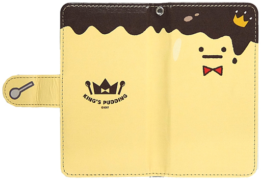 "King pudding Notebook type smartphone case ""Idolish 7"""