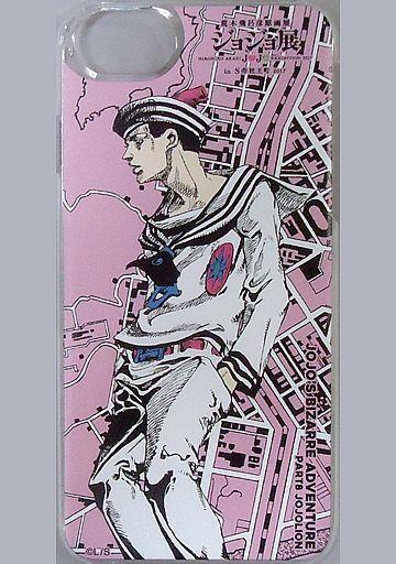 """Higashikata Josuke iPhone6 & 7 Case """"JoJo's Bizarre Adventure Hirohiko Araki Original Art Exhibition Jojo Exhibition in Sououcho, S City 2017"""""""