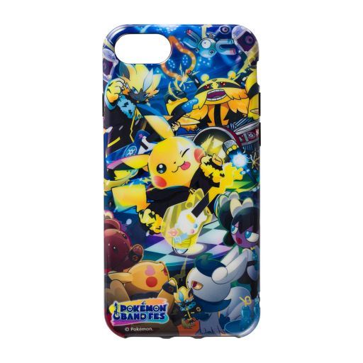 "Pokemon Band Fest Soft Jacket for iPhone8 / 7 / 6s / 6 ""Pokémon"" Pokemon Center Limited"