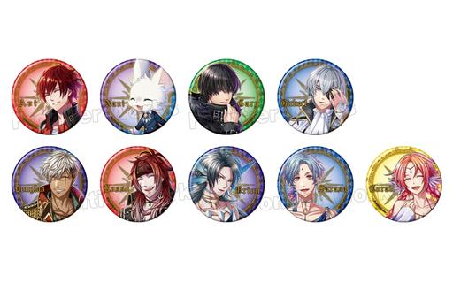 【ボックス】夢王国と眠れる100人の王子様 トレーディング缶バッジ SpecialVer.