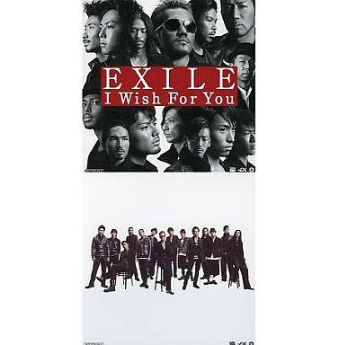 【中古】紙製品その他(男性) EXILE 10/6 EXILE SG LDH/EXILEモバイル 特典ステッカー