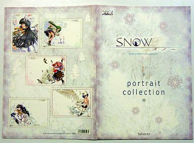 SNOW ポートレートコレクション