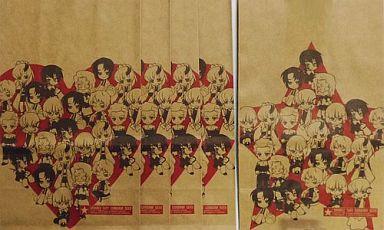 【中古】紙製品(キャラクター) B.集合 ペーパーギフトバッグ 「機動戦士ガンダムSEED」