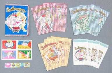 【中古】紙製品(キャラクター) セーラーレターセット 「美少女戦士セーラームーン」 なかよし 1994年7月号付録