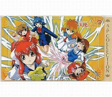 【中古】キャラカード(キャラクター) 天使のしっぽ キャラクターイラストカード A・P COLLECTION