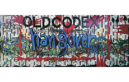 Oldcodex イラストカード Oldcodex Mobile Members Limited Show