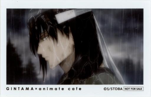 桂小太郎 特製フォトカード 「銀魂×animatecafe」 フォトカードプレゼントキャンペーン 3回目特典