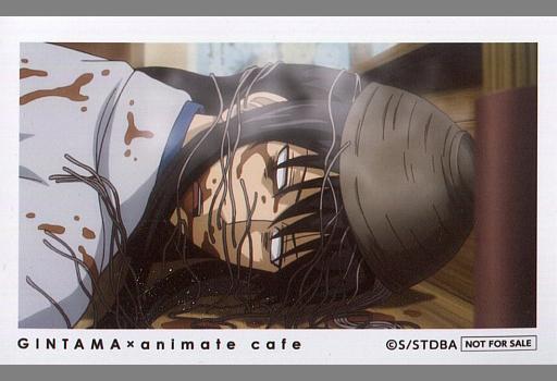 桂小太郎(どんぶり) 特製フォトカード 「銀魂×animatecafe」 フォトカードプレゼントキャンペーン 4回目特典