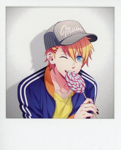 来栖翔(ノーマルver.) 「うたの☆プリンスさまっ♪ トレーディングインスタントフォト風カード Love Pop Candy Ver.」