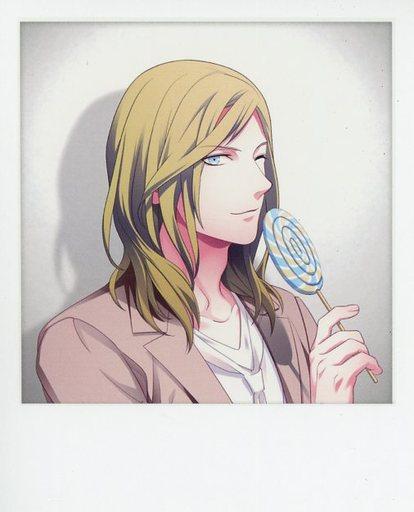カミュ(ノーマルver.) 「うたの☆プリンスさまっ♪ トレーディングインスタントフォト風カード Love Pop Candy Ver.」