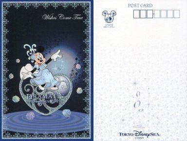 【中古】ポストカード(キャラクター) ミニーマウス ポストカード 「ドラマティック・ディズニーシー2005」 東京ディズニーシー限定