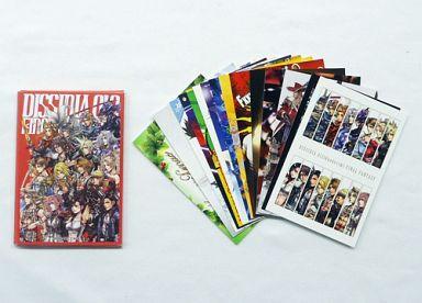 ポストカードセット(15枚組) ジャンプフェスタ2011配布品