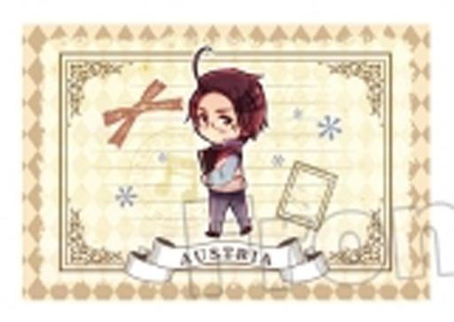 【中古】ポストカード(キャラクター) オーストリア 「ヘタリア The Beautiful World ポストカードコレクション」